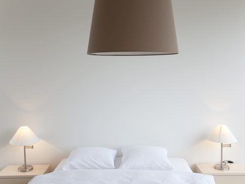 Floor/ Ceiling lamp