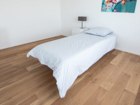 Bed without headboard – 90 cm